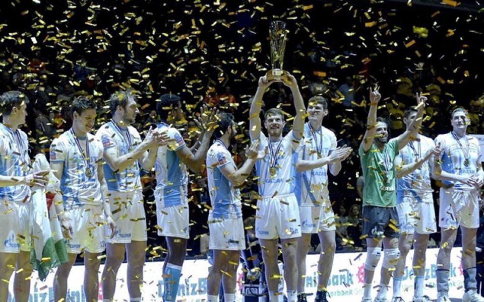 Теди Салпаров и Зенит триумфираха в Шампионската лига
