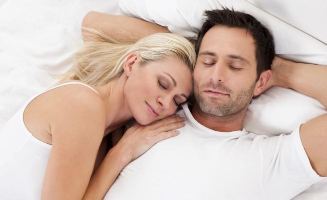 сън, двойка, любов
