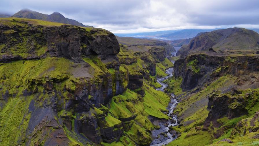 Учени: Исландия може да е част от потънал континент