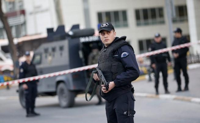 В Истанбул е осуетен голям атентат, планиран за петък