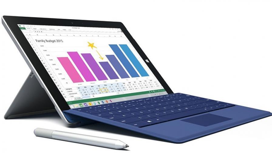 Какво трябва да знаете за новия Surface 3