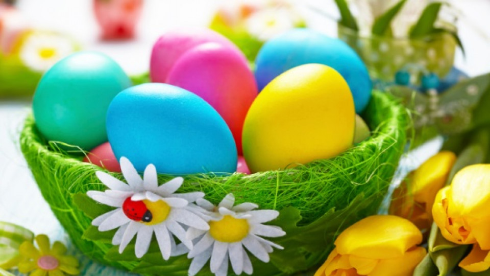 18 начина да боядисате великденските яйца