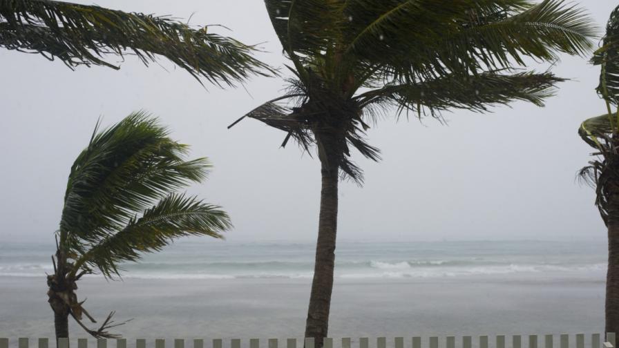 Тайфун, ураган, циклон – каква е разликата?
