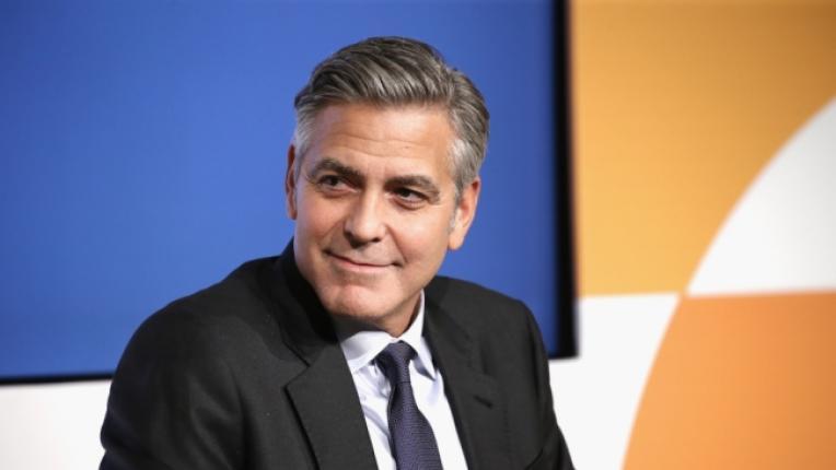 Джордж Клуни вила Комо
