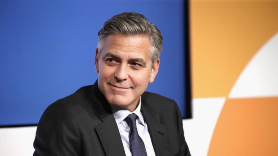 Малка, спретната къщурка с Джордж Клуни отпред