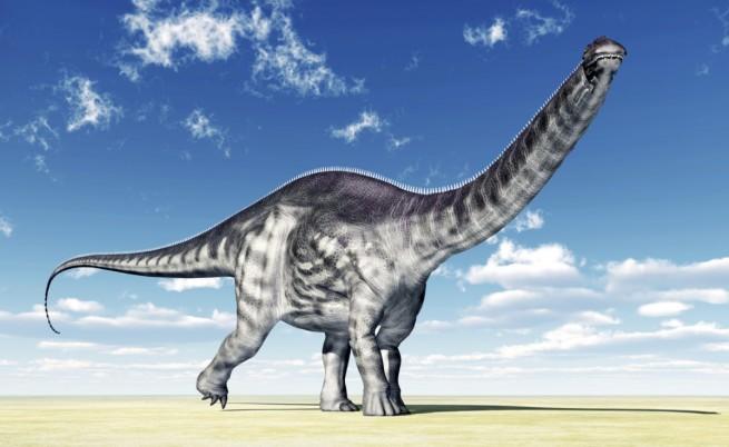 Динозаврите са щели да изчезнат и без катаклизъм