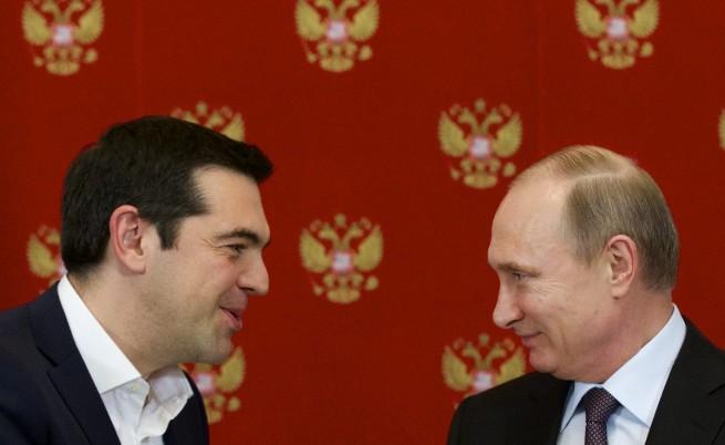 Ципрас в Москва: Интересува ни тръбопровод от турската граница