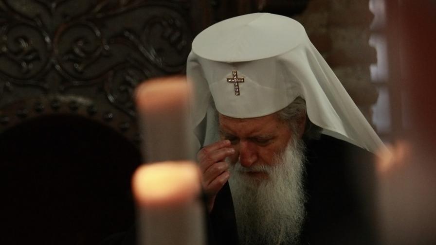 Патриарх Неофит: Само вярата може да ни даде сили и мъдрост за изпитанията