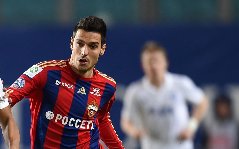 Миланов игра едно полувреме при загуба на ЦСКА
