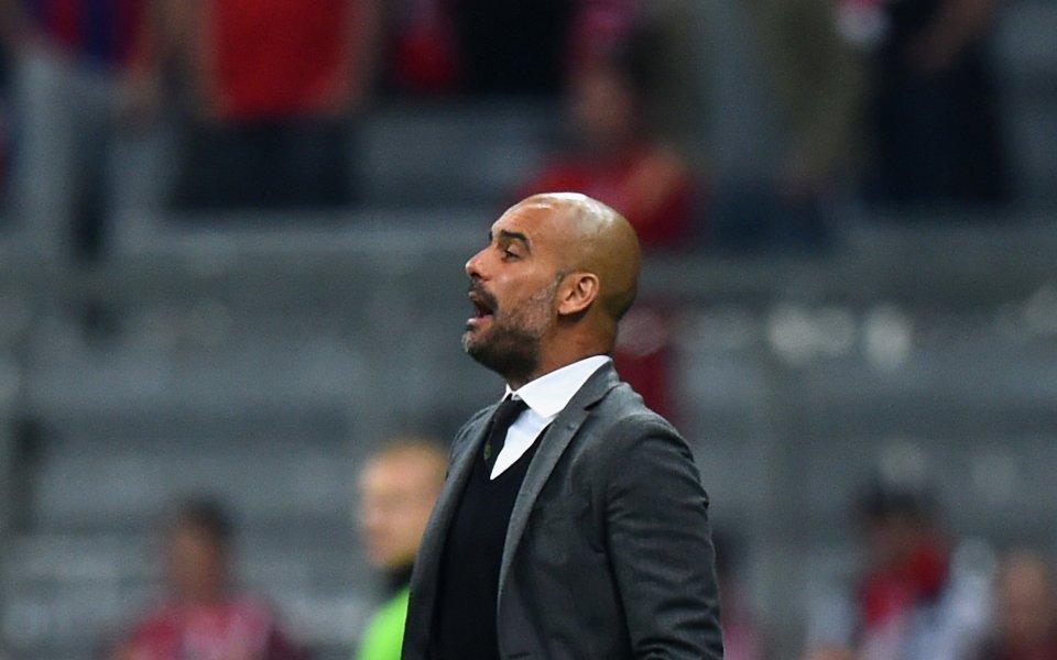 Гуардиола поема Манчестър Сити след края на сезона