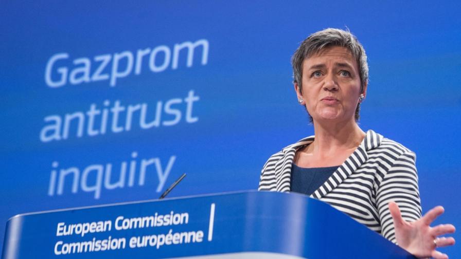 Еврокомисар Маргрете Вестагер