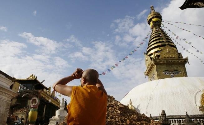 Българка в Катманду: Преживяхме най-големия кошмар в живота си