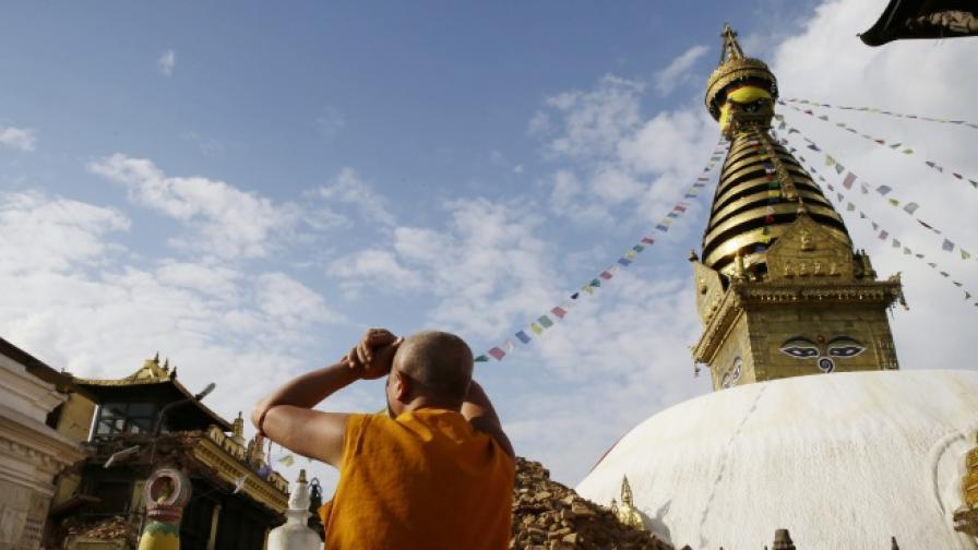 Българка в Непал: Най-големия кошмар в живота ми