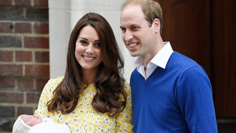 Обявиха името на новата британска принцеса
