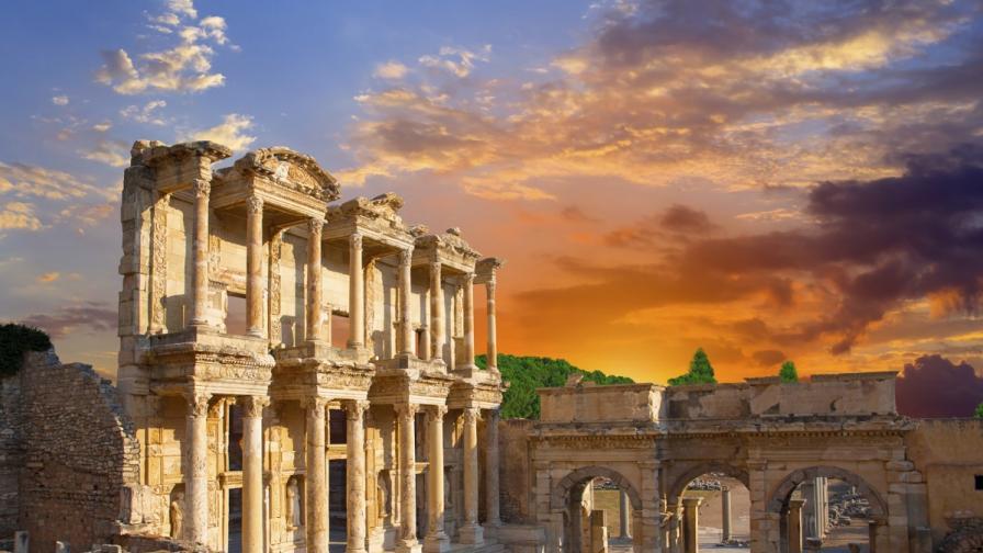 Античният Ефес е предложен за списъка на ЮНЕСКО