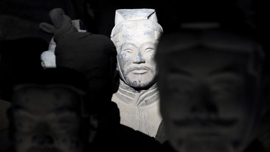 Китай разширява разкопките за глинената армия