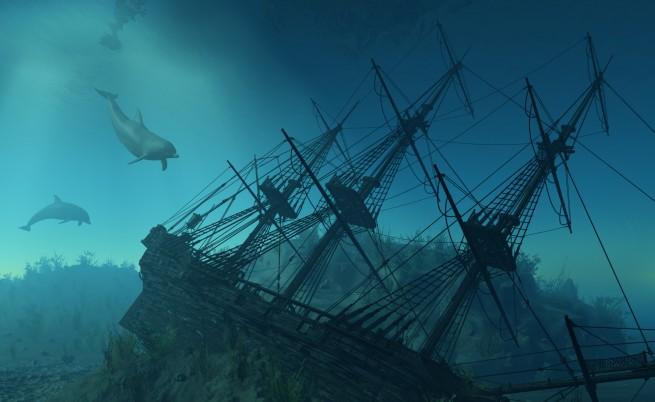 Водолази ще вадят останките от кораб със съкровище, потънал през 18 в.