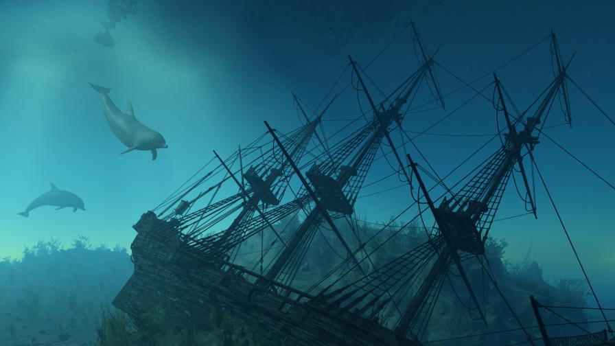 Вадят останки от кораб със съкровище, потънал през 18 в.