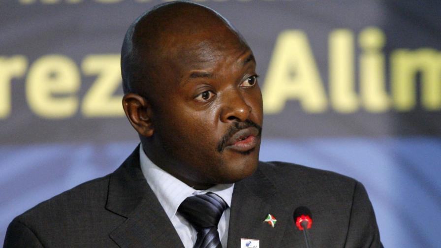 Опитът за преврат в Бурунди не успя