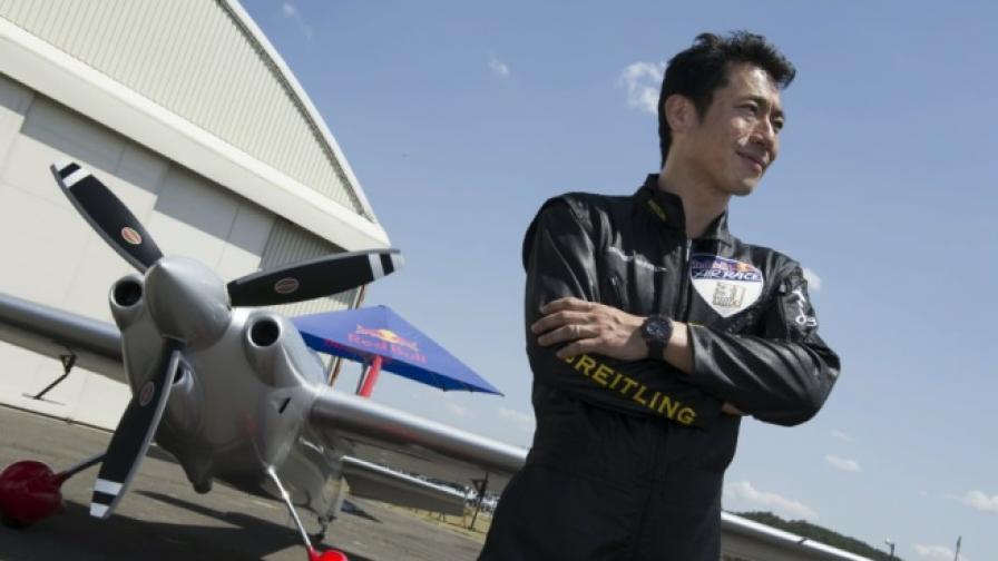 Въздушното състезание на Ред Бул с дебют в Япония (видео)