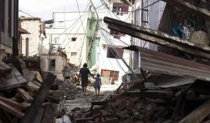 Броят на жертвите от труса в Непал достигна 8400
