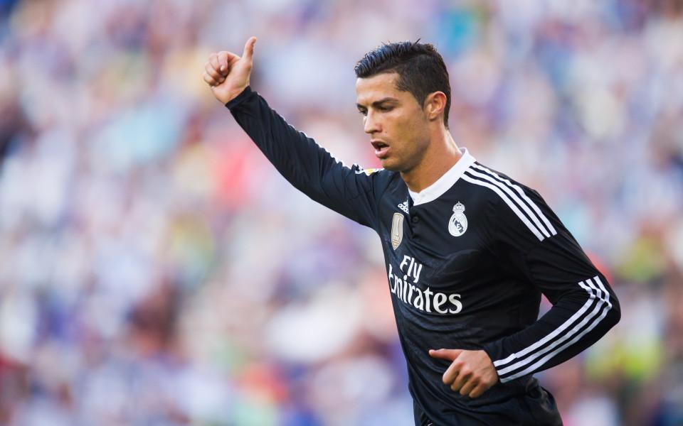 Роналдо вече еднолично втори сред великите голаджии на Реал