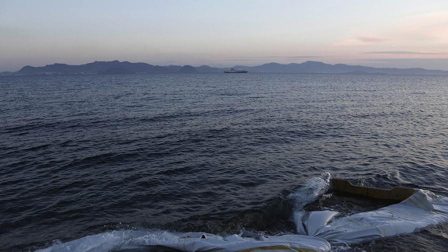 13 мигранти се удавиха в Егейско море, има и деца