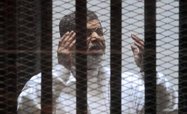 ЕС и САЩ притеснени от смъртната присъда на Мохамед Морси