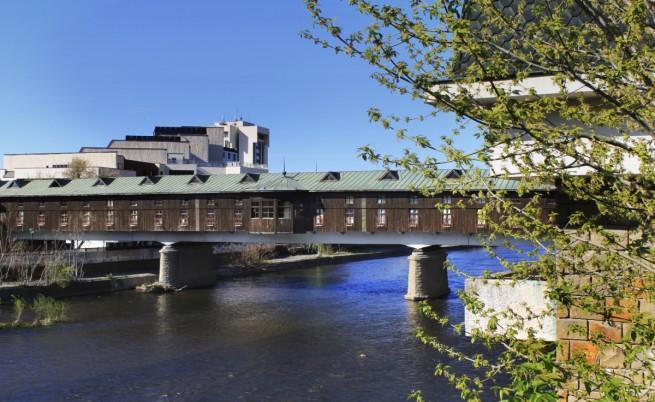 Модернизират Покрития мост на Кольо Фичето в Ловеч
