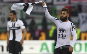 Парма продължава завръщането си към големия футбол