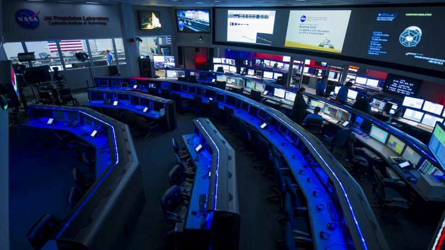"Актьорът Том Круз ""променил"" сайта на НАСА"