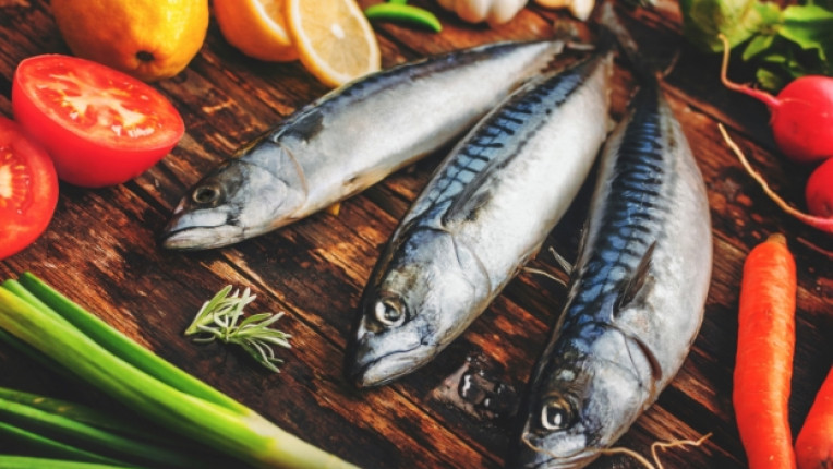 риба ястие храна