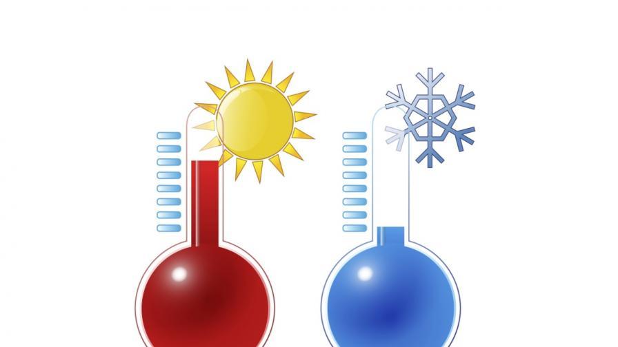 Студеното време взема повече жертви от горещините