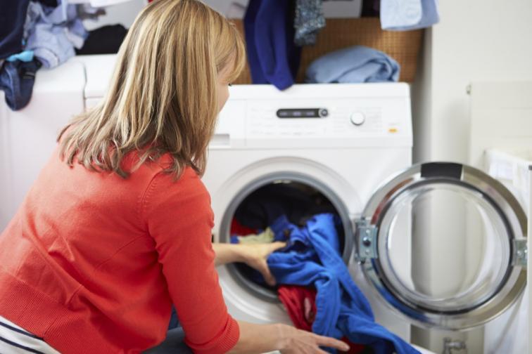 пране пералня