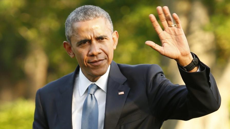 Обама отиде отвъд Северния полярен кръг