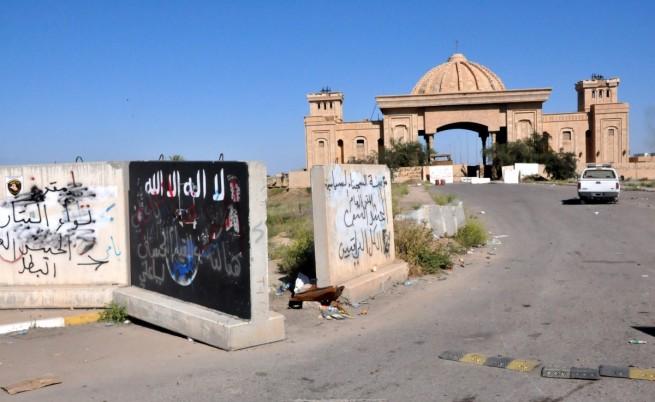Халифатът отвръща на удара