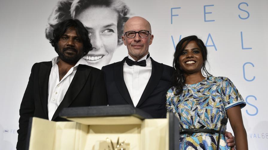Френското кино триумфира в Кан
