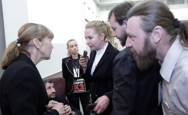 Моника Маковей и Илиана Беновска