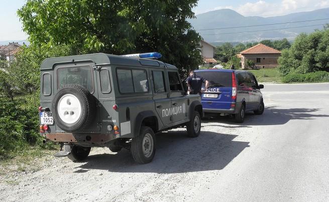 Жителите на Гърмен отново излязоха на протест