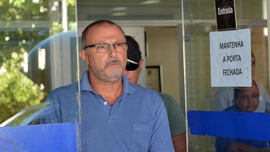 Бразилската полиция не разкри самоличността на заловения, като само посочи, че това е мафиотски бос, италиански гражданин, който има доживотна присъда в страната си