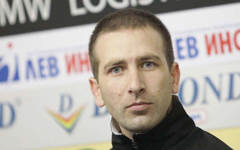 Самуил Донков със злато от Европейското по спортна стрелба