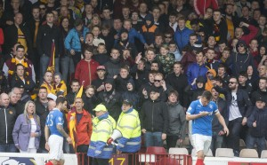 Шотландци се присмяха на Санчес и Юнайтед