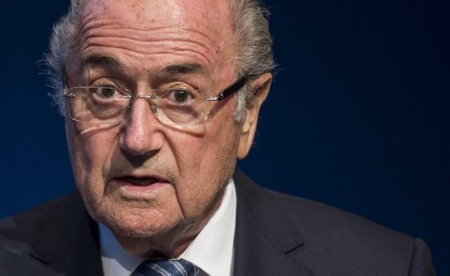 Сеп Блатер подаде оставка като президент на ФИФА