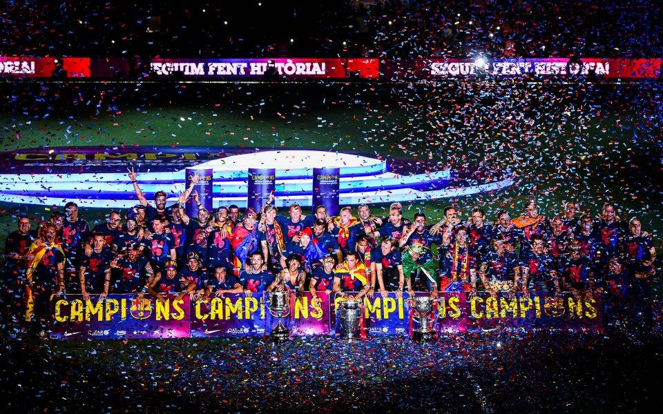 Барселона подписа нов договор за спонсорство