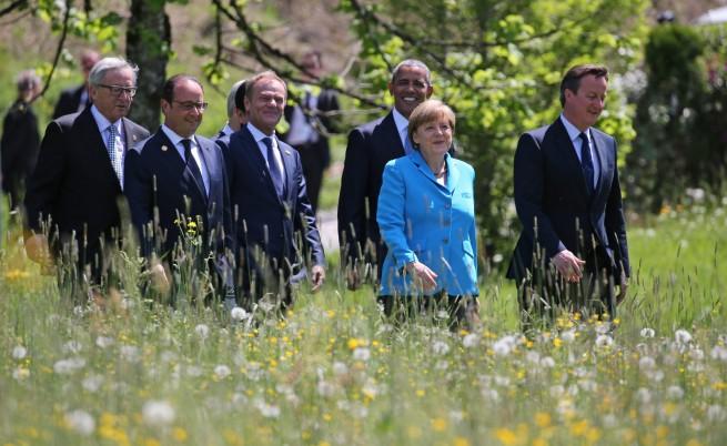 Г-7 заплаши Русия с нови санкции, ако се наложи