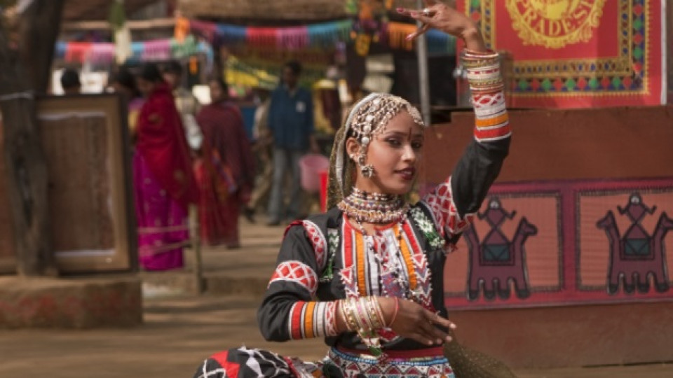 Време е за танци, индийски танци