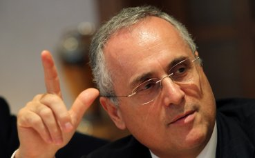 Президентът на Лацио: Това е победа за италианския футбол