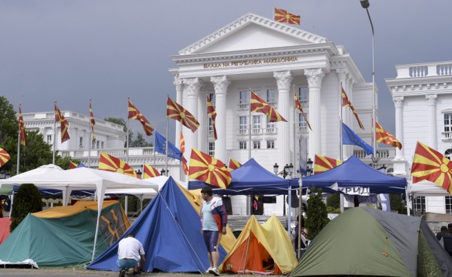 12-часовите преговори за Македония – без резултат
