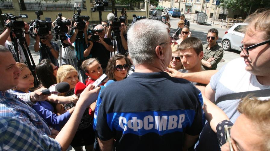 Полицаите отново на протест срещу пенсионната реформа