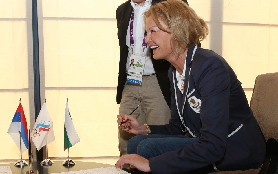 БОК и НСА се готвят за международния Олимпийски ден